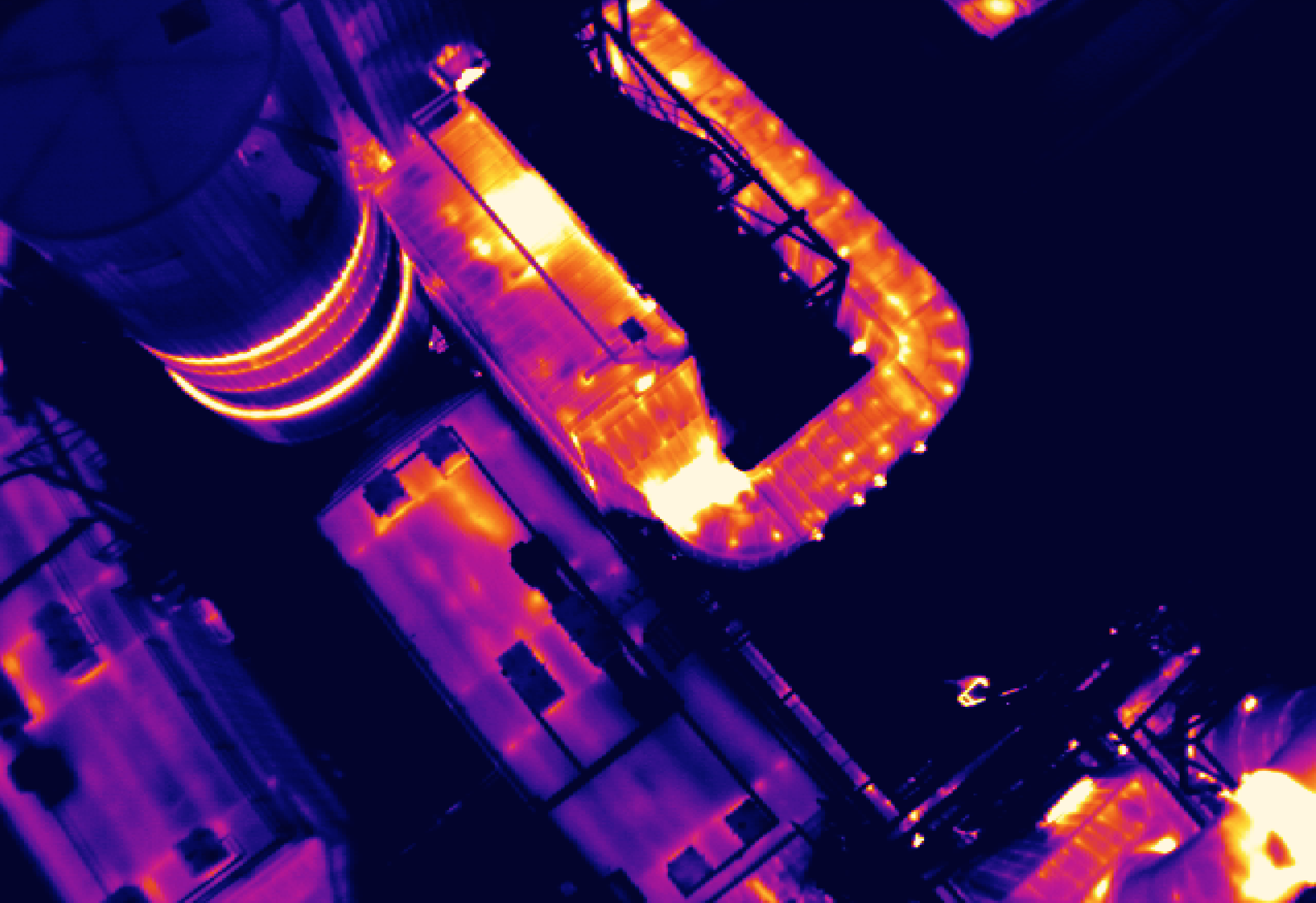 Thermographie industrielle